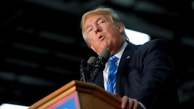 """Donald Trump: """"Hãy phạt Trung Quốc nếu không đối phó được với Triều Tiên"""""""
