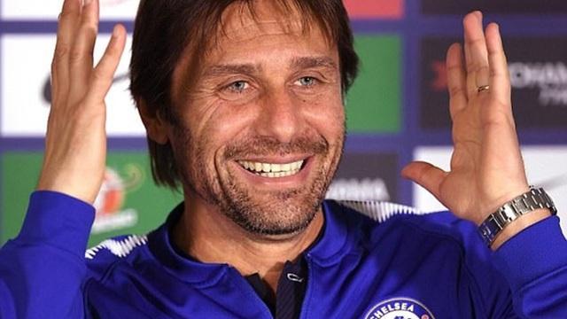 Bí quyết chiến thắng của Conte nằm ở... bộ râu