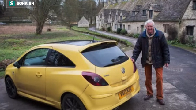 Lỡ sở hữu ô tô màu vàng, cụ già 84 tuổi bị chỉ trích thậm tệ