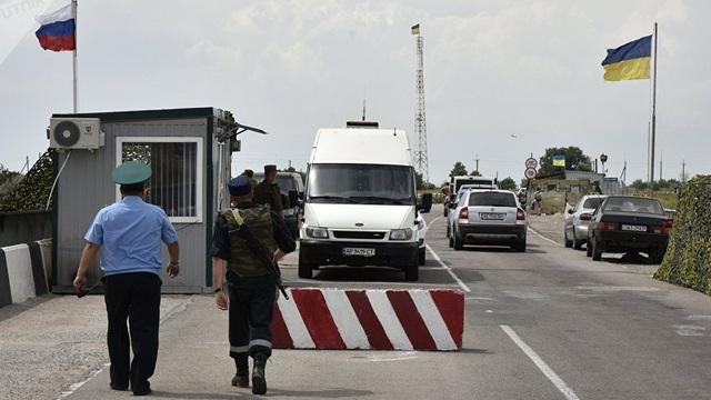 Đấu súng tại biên giới Nga - Ukraine