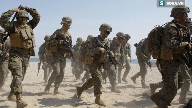 Tướng TQ: Mỹ rút hơn 1/3 lính thủy đánh bộ khỏi Nhật Bản vì sợ hỏa lực Trung Quốc