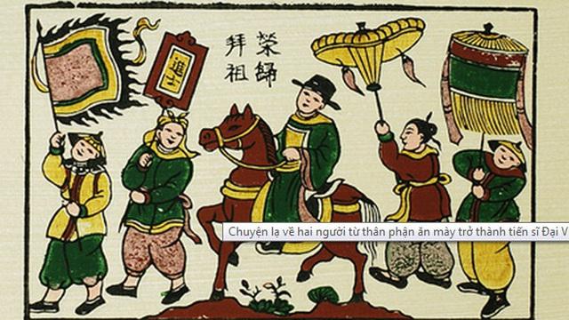 Chỉ với 1 câu đối, ông lão cưỡi bò khiến quan huyện quỳ xuống lạy như tế sao