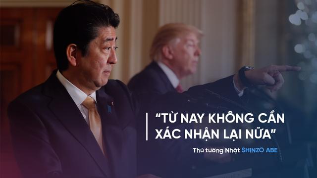 """Thủ tướng Abe tuyên bố """"không cần xác nhận lại"""" về Senkaku/Điếu Ngư, Trung Quốc nổi giận"""