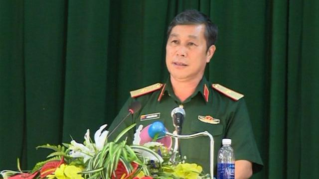 Nguyên Tư lệnh Quân khu 1: Kỷ luật cán bộ như tướng Hàm là trường hợp đầu tiên ở quân khu