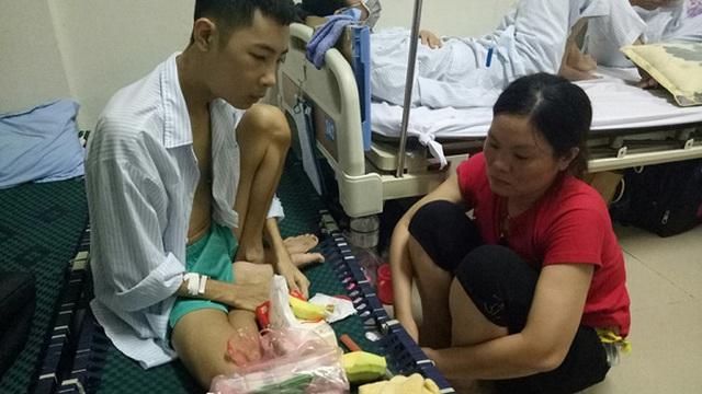 Vào viện chữa ung thư, lời tâm sự của chàng trai 17 tuổi khiến người bố bật khóc