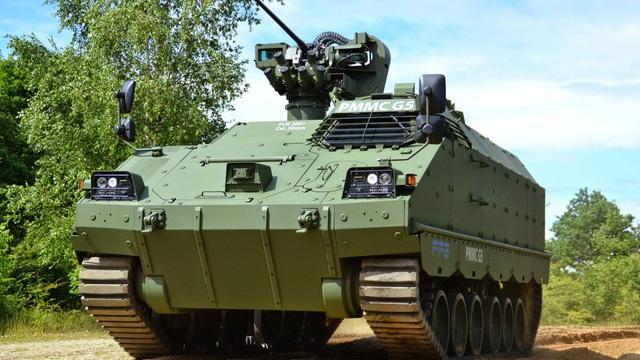 """""""Quái vật biến hình"""" thế hệ mới của Quân đội Đức mạnh đến mức nào?"""