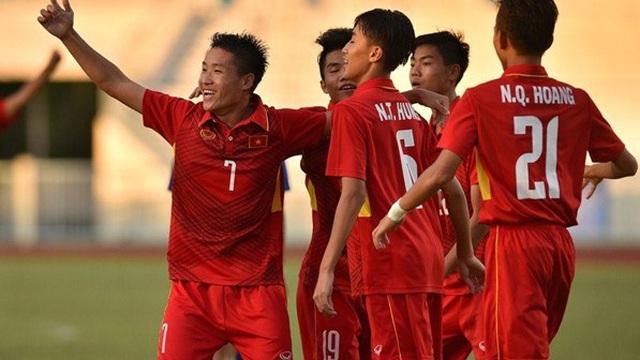 Box TV: Xem TRỰC TIẾP U15 Việt Nam vs U15 Thái Lan (18h30)