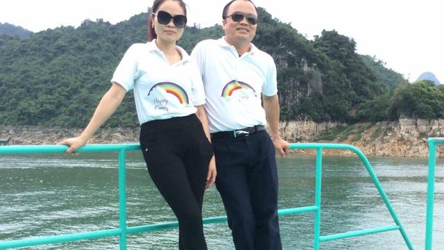 Kết hôn 25 năm, vợ U50 âm thầm tổ chức sinh nhật ngọt ngào cho chồng