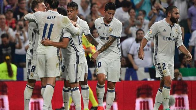 Box TV: Xem TRỰC TIẾP Real vs Celta Vigo (03h15)