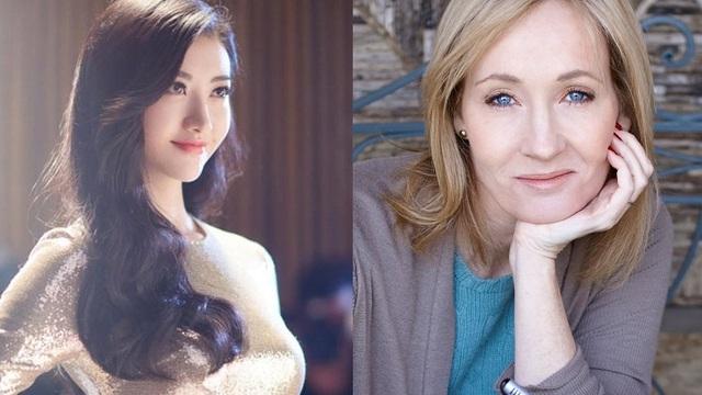 """Mẹ đẻ của """"Harry Potter"""" muốn mời Cảnh Điềm tham gia vào phim mới?"""