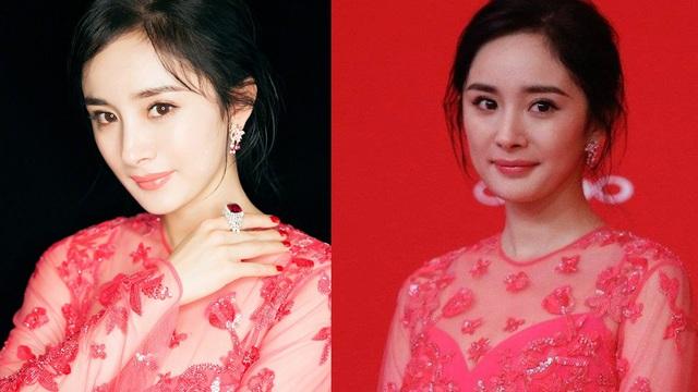 Bất ngờ với nhan sắc chưa qua photoshop của dàn mỹ nhân Hoa Ngữ tại LHP Quốc tế Thượng Hải