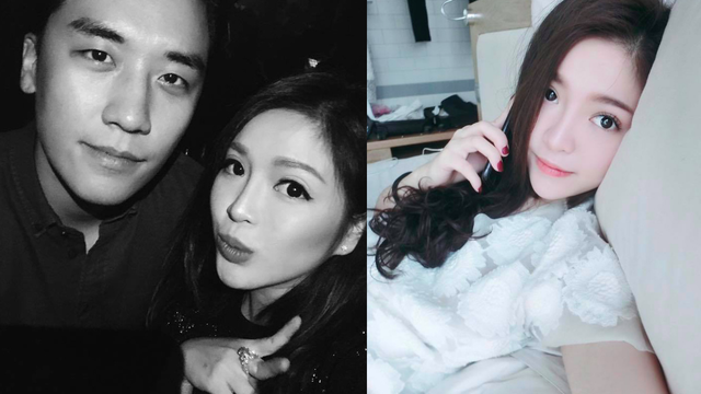 Có đến 2 cô gái xinh đẹp chụp ảnh cùng Seungri tối nay. Và đây là danh tính cô nàng thứ 2!