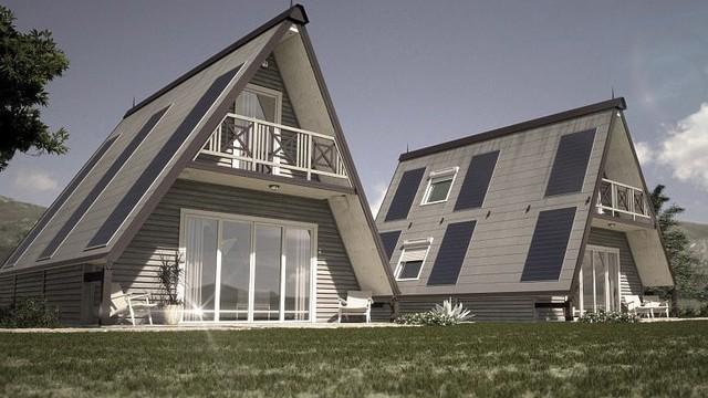 """Chiêm ngưỡng ngôi nhà đặc biệt chỉ mất 6 tiếng để """"xây dựng"""", chấp cả động đất"""