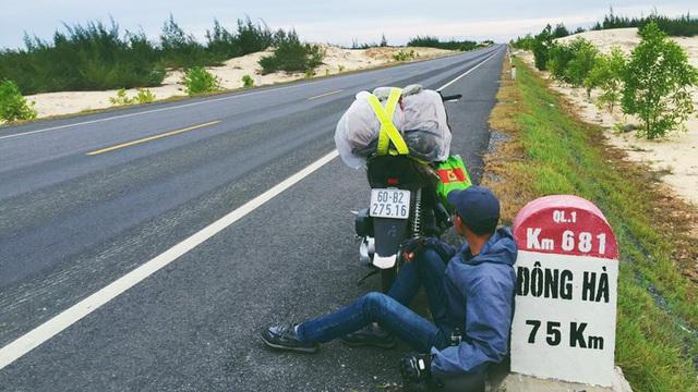 Chàng trai đi xuyên Việt 43 ngày: Sự thật khắc nghiệt sau mỗi bức ảnh đẹp