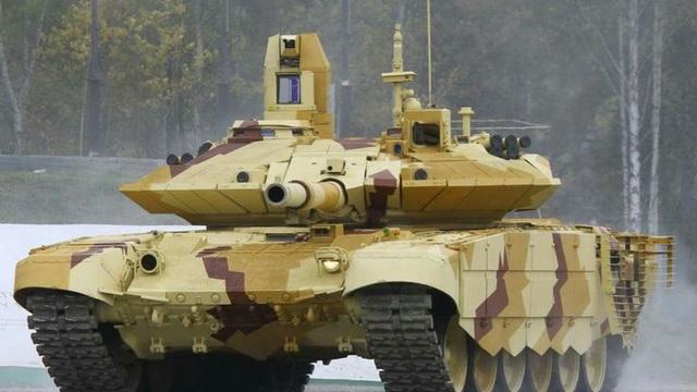 Vì sao nhiều quốc gia tiếp tục đặt hàng T-90S thay vì T-90MS?