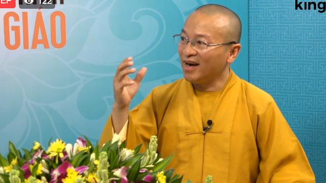 [Video] Phó Viện trưởng Học viện Phật giáo VN chia sẻ về chủ đề phòng chống ấu dâm