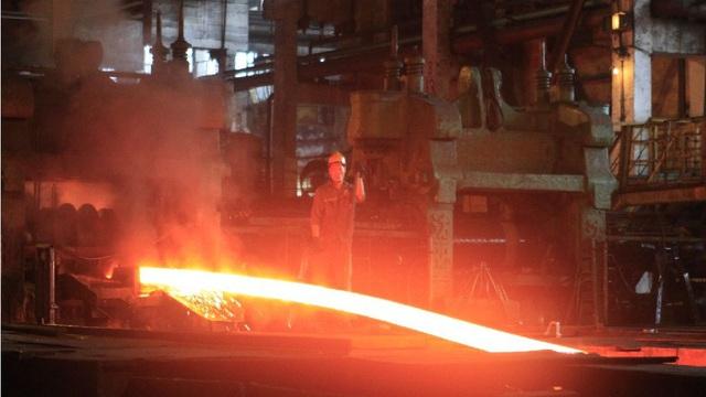 [VIDEO] Quy trình sản xuất thép tấm cán nóng