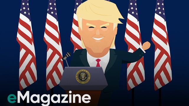 """100 ngày đầu tiên của Tổng thống Trump và câu hỏi của GS Mỹ """"Chúng ta có cần một chính phủ?"""""""
