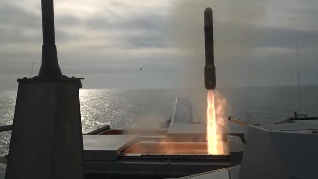 Hải quân Mỹ thử thành công mô-đun chiến đấu trang bị tên lửa chống tăng có điều khiển