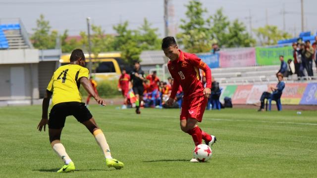 Chi tiết U20 Việt Nam 0-0 U20 New Zealand: Đoàn quân áo đỏ tuột 3 điểm rất đáng tiếc