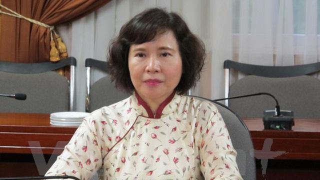 Bộ Công Thương nói về việc miễn nhiệm Thứ trưởng Hồ Thị Kim Thoa