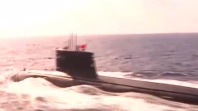 Hình ảnh chưa từng tiết lộ về tàu ngầm hạt nhân tự chế đầu tiên của Trung Quốc