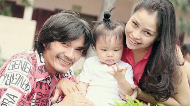 Cuộc sống chênh lệch 23 tuổi của vợ chồng NSƯT Công Ninh