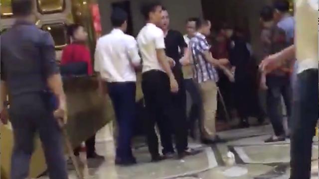 Điều tra vụ đánh nhau ở quán bar lớn nhất thành Vinh
