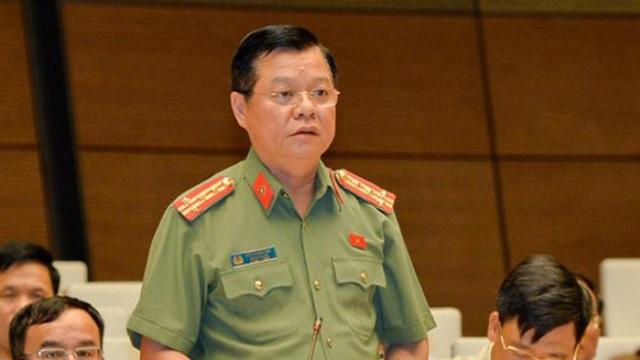 Đại tá Đào Thanh Hải trả lời ý kiến tranh luận của ông Dương Trung Quốc về vụ ông Kình