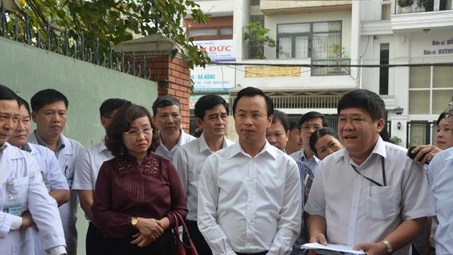 Bí thư Nguyễn Xuân Anh kiểm tra bệnh viện từ tâm thư của người dân trên facebook