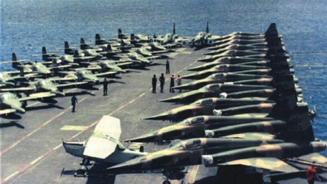 Số phận những chiến đấu cơ F-5, A-37 của VNCH tháo chạy sang Thái Lan