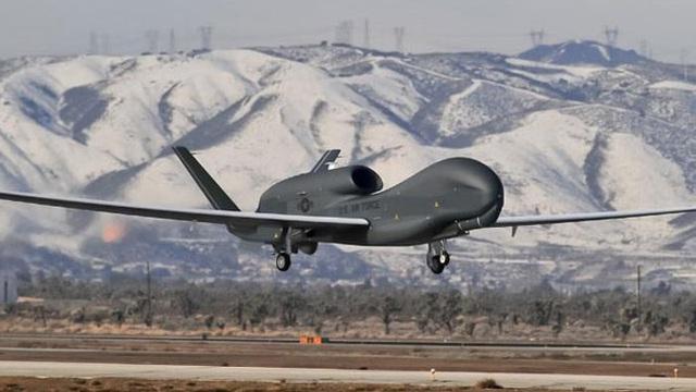 Hàn Quốc mua 'ác điểu' RQ-4 Global Hawk giám sát Triều Tiên