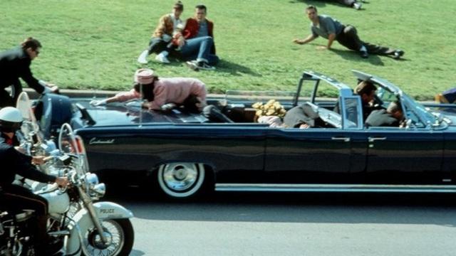 Bí ẩn cuộc gọi nặc danh 25 phút trước vụ ám sát John Kennedy
