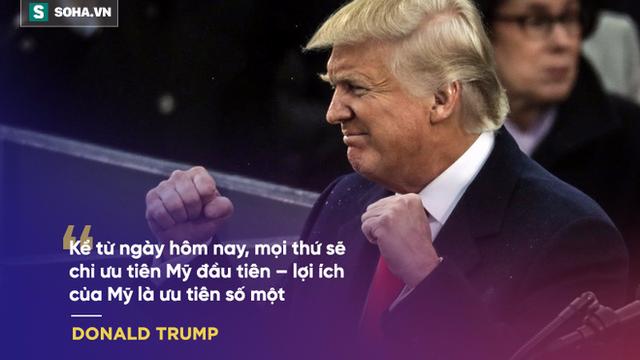 [Video Vietsub] Toàn văn phát biểu nhậm chức của tân Tổng thống Mỹ Donald Trump