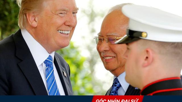 Chuyến thăm Mỹ kỳ lạ của thủ tướng Malaysia