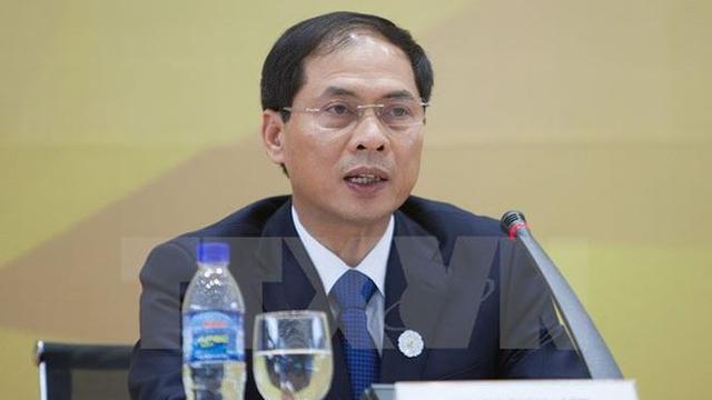 Thông báo kết quả Tuần lễ Cấp cao APEC tới Cơ quan đại diện nước ngoài