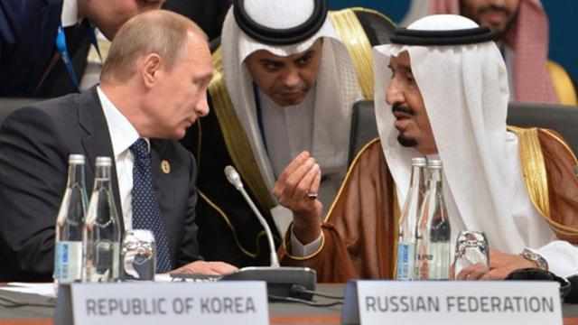 Khi OPEC bắt tay Nga trong cuộc chiến giá dầu với Mỹ