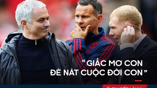"""TIN TỐT LÀNH 22/11: """"Ryan Giggs, anh có nghĩ Mourinho đã chê đúng về người Việt?"""""""
