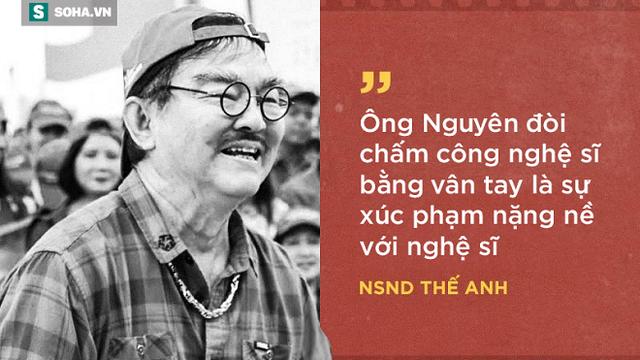 NSND Thế Anh: Ông Thủy Nguyên làm chủ Hãng phim truyện là giết chết nghệ thuật