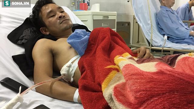 """Tình hình sức khỏe của """"Lục Vân Tiên"""" bị đâm trọng thương khi đưa cô gái đi cấp cứu"""
