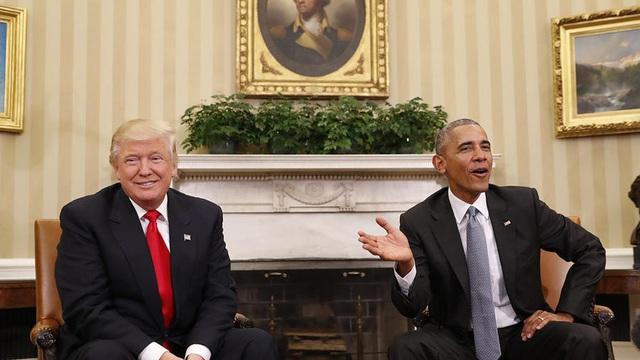 """Khảo sát của Mỹ: Vẫn có 2 nước """"thích"""" ông Trump hơn Obama, và kết quả rất dễ đoán"""