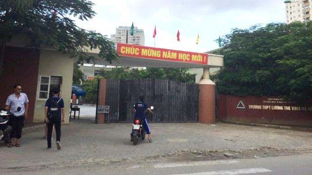 """Cô giáo chủ nhiệm ở trường Lương Thế Vinh thấy sốc vì bị tố """"hà khắc, không có tình người"""""""