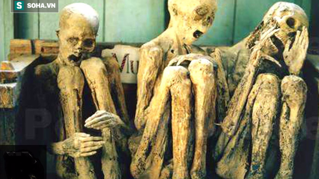 5 phát hiện khảo cổ khiến giới khoa học kinh ngạc về sự bí ẩn trên Trái Đất