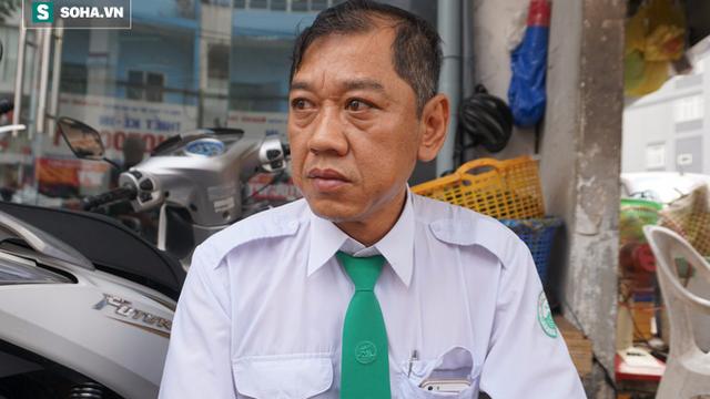 Tài xế taxi kể chuyện tông thẳng vào tên cướp giật đồ của 1 phụ nữ