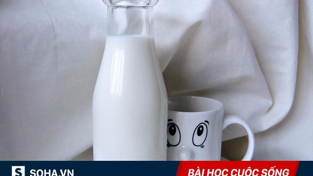 Khoản viện phí khổng lồ được thanh toán chỉ bằng 1 ly sữa: Lòng tốt không trả bằng tiền!