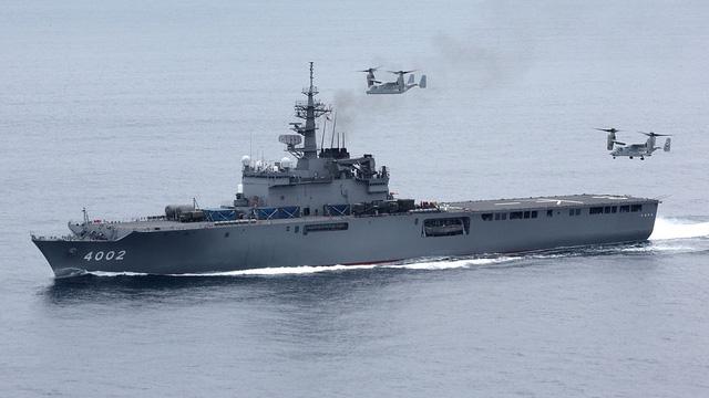 Đối tác quan trọng của Nhật Bản tại Đông Nam Á liệu có thể sớm tiếp nhận tàu đổ bộ Osumi?