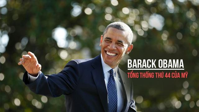 """""""Obama đã tạo ra một thứ không ai làm được: Đó là niềm hy vọng"""""""