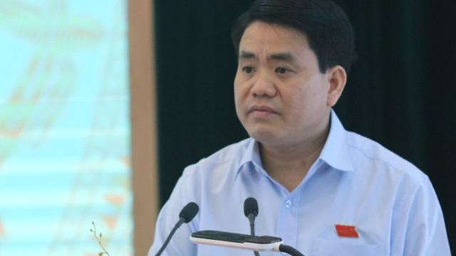 """Chủ tịch Chung: Cán bộ hợp đồng Nguyễn Lê Hiếu làm bộ phận """"một cửa"""" phường Văn Miếu là sai"""