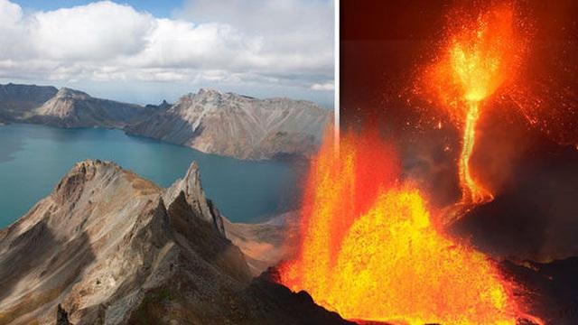 Nếu siêu núi lửa ở Triều Tiên thức tỉnh, sức công phá sẽ ảnh hưởng toàn cầu