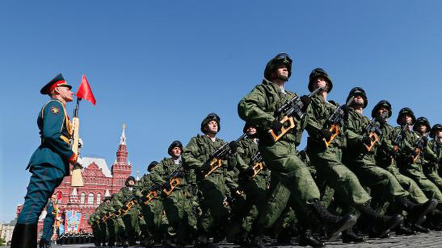Nghị sĩ Ukraine: Kiev sẽ đánh bại Nga và duyệt binh trên Quảng trường Đỏ